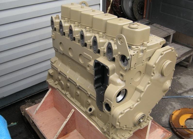 двигатель экскаватор hyundai