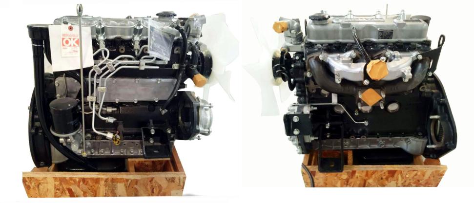 Двигатель погрузчика TCM
